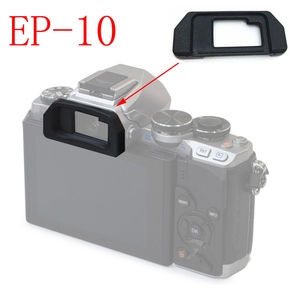 Image 2 - 10Pcs EP10 EP15 Eye Cup EyecupสำหรับOlympus OM D OMD E M10 EM5 EM10 EM 5กล้องDSLR