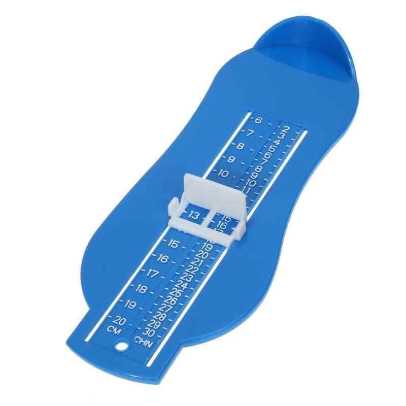 ¡Chico bebé pie medida calibre zapatos tamaño Regla de medición herramienta aprox.! 0-20 cm ayuda a elegir los zapatos adecuados para el cuidado del bebé