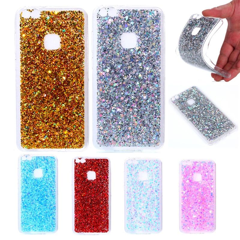 Glitter Letter Banner/Garland 6inch Silver Letter P