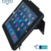 Подходит для ipad 2/3/4/air/pro настенный металлический чехол для ipad стенд дисплей кронштейн планшетный ПК замок держатель Поддержка полный угол движения