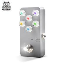 Hotone Reverb Chorus Multi Effects Pedal Xtomp Mini of Distortion Overdrive Compressor Fuzz Boost Tremolo Noise Gate PhaserXP 20