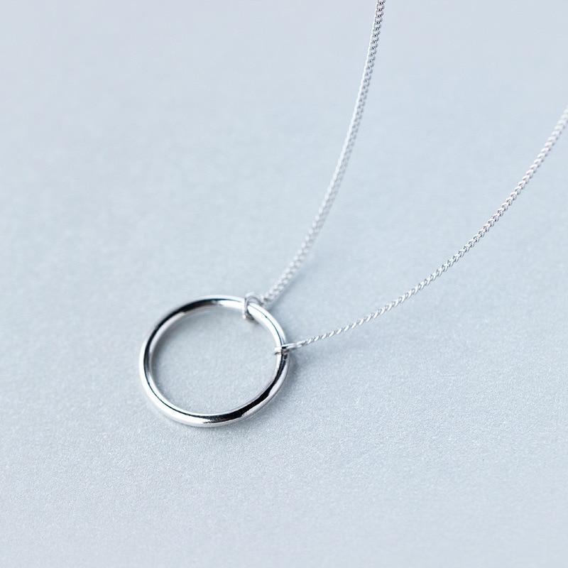 Real. Sólido Plata de ley 925 Collar de cadena de colgante de - Joyas - foto 3