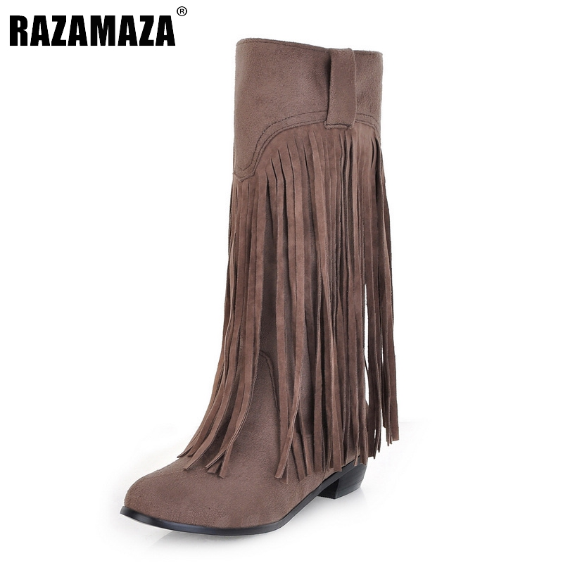 Online Get Cheap Layered Fringe Boots -Aliexpress.com | Alibaba Group