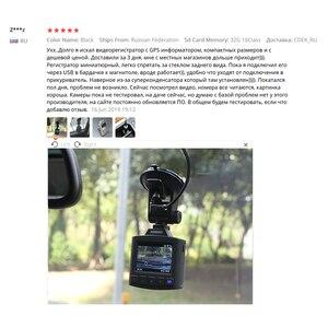 Image 2 - Marubox Dash Cam Russian Voice GPS Car Camera Radar Detector DVR Full HD IPS Rotatable 150Degree Angle Recorder G sensor M340GPS