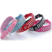 Small Cats Dogs Collars Rhinestone Chihuahua Pet Necklace Accessories Collar Puppy Supplies animaux accessoires chien