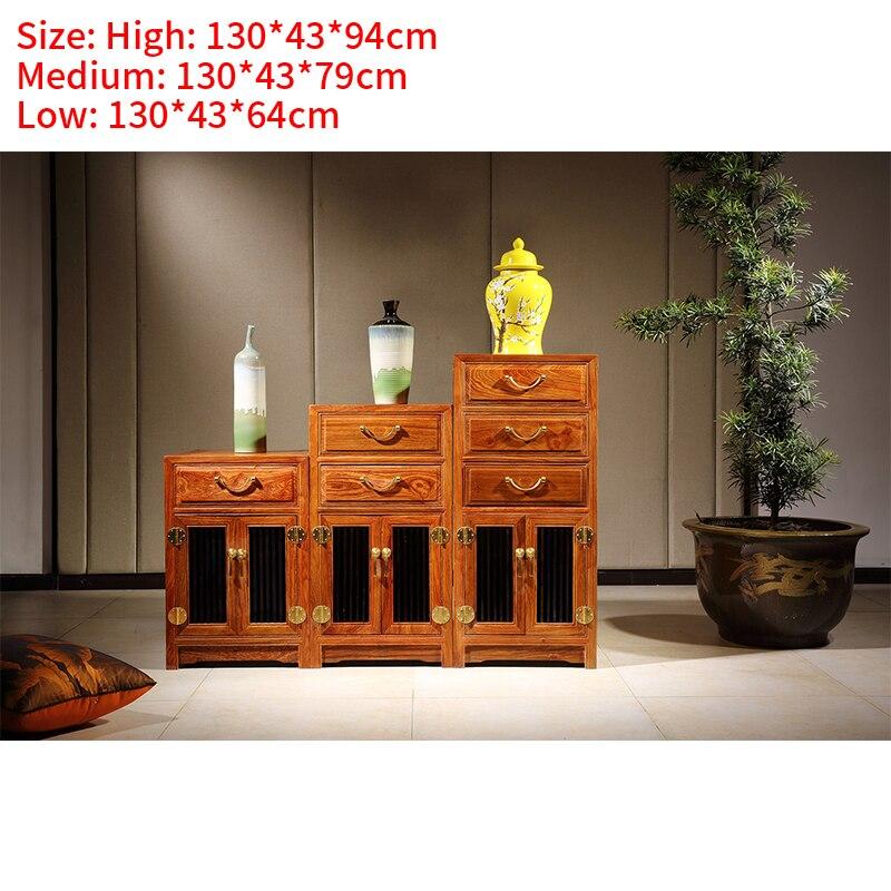 Meubles en acajou commode en acajou palissandre chinois bois sculpté casiers chambre commode armoires - 2