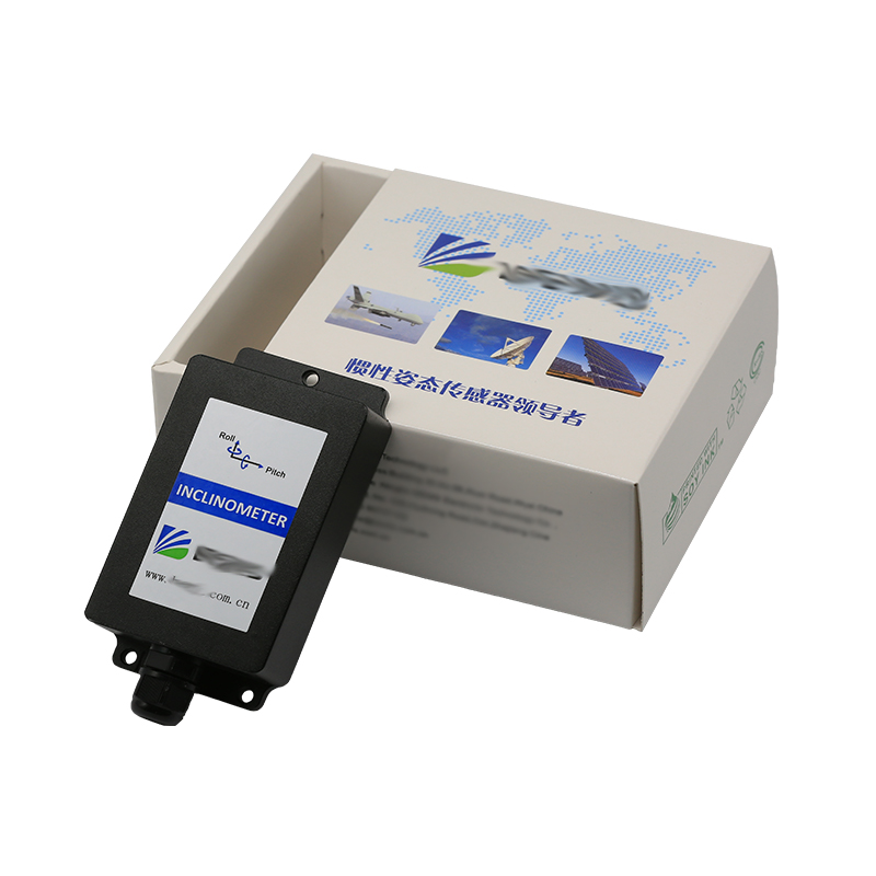 BW-VG320 Tilt Angle Sensor Dual Axis Inclinometer Dynamic Accuracy 0.5/ Static 0.1 Resolution 0.01 0-5V 0-10V Pitch Roll Hetida