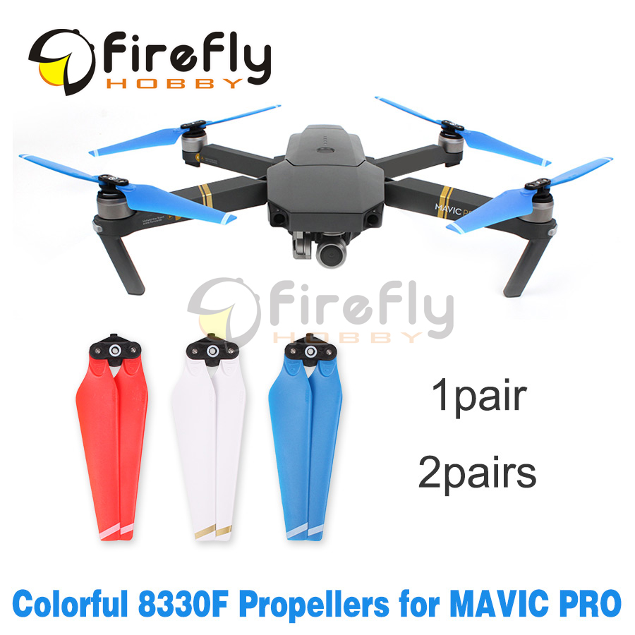 8330F Propellers Quick-release Foldable Propellers for DJI MAVIC PRO