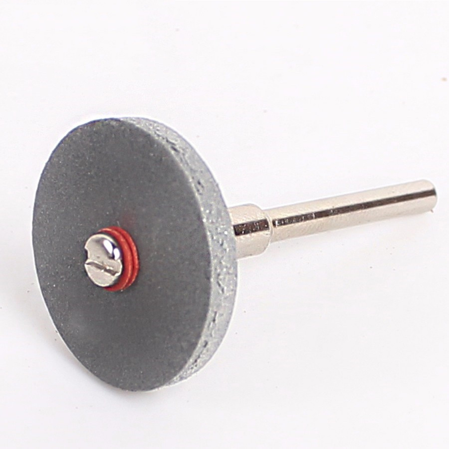 Grinding wheel Rubber wheel dremel accessories 22x3mm For Dremel Rotary tools 3 pcs