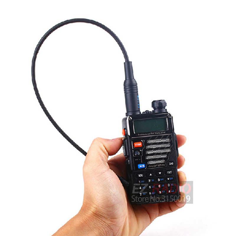 1 Pc Of 2 Stuks Nagoya NA-771 Dual Band Walkie Talkie Baofeng Antenne Vhf/Uhf Sma-Female Voor UV-5R UV-82 BF-888S UV-S9 UV-8D Radio