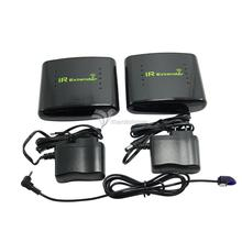 PAT-433 Wireless IR Remote Extender Infrared Repeater Transmitter Receiver Set for DVR IPTV Satellite STB Digital TV STB Camer