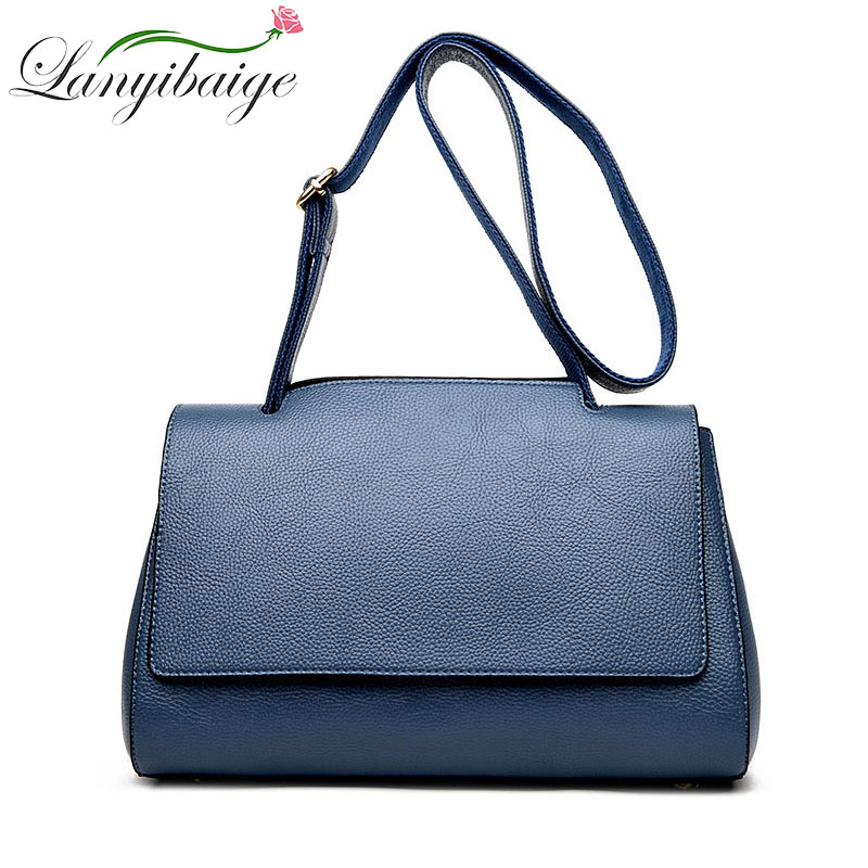 Fashion women genuine leather bag Women messenger bags tote handbags women famous brands high quality shoulder bag ladies 2018 logitech светло зеленый