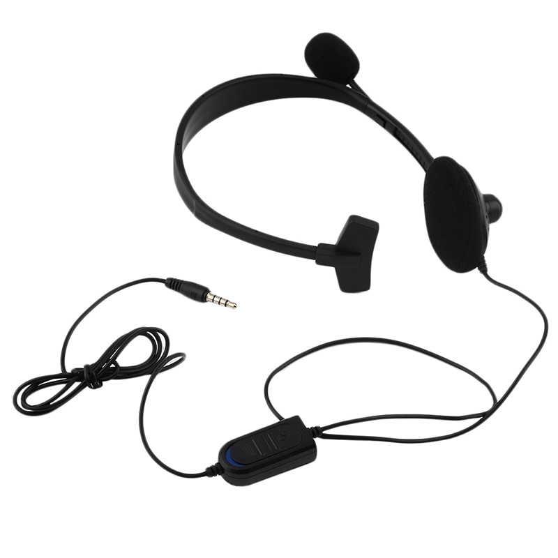 2019 جديد على الأذن السلكية سماعة ضياع سماعات سماعة الألعاب ل Pc لعبة فيديو ألعاب للبلاي ستيشن ل PS4 مع المجلد