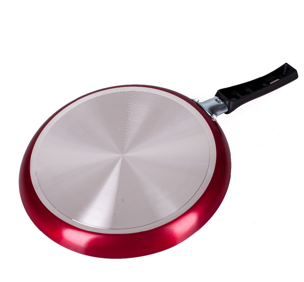SATOSHI 22/25 cm Thermos ancakes cucina di casa donna piano cottura a induzione universale uova fritte regalo padella 846-031/032