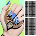 Melhor DealEasy reutilizável Stamping ferramenta DIY Nail Art Template Stickers Stamp Stencil GuideHot