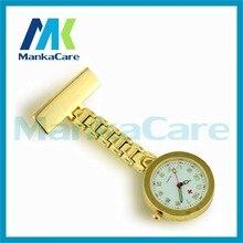 NS Dental Clinic Nurse water Label Teeth dentist gift Hanging Pocket Watch Fobwatch Free shipping Medical Dental Lab tool