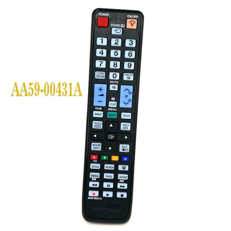 Neue AA59-00431A fernbedienung für SAMSUNG AA5900431A LCD/LED 3D TV UE46D8000YS UA55D7000LM UA55D8000YM PS64D8000FM UE46D7000LU