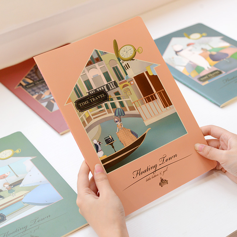 Exercise book School diary notebook paper B5 30 sheets notepad Office School Supplies Notebooks Writing Pads giftExercise book School diary notebook paper B5 30 sheets notepad Office School Supplies Notebooks Writing Pads gift