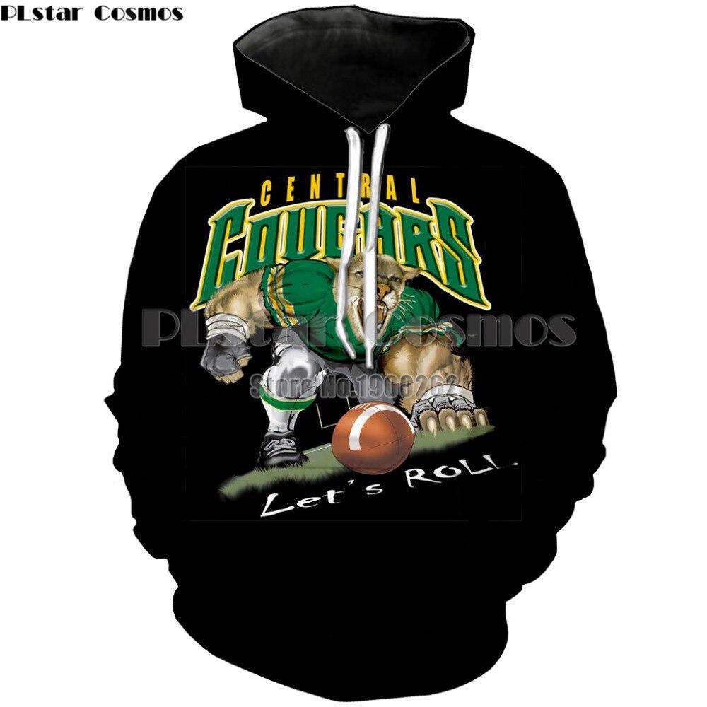 New arrive popular Chicago Bears hoodies men women sweatshirts 3D print Zipper fashion harajuku style casual streetwear top 2