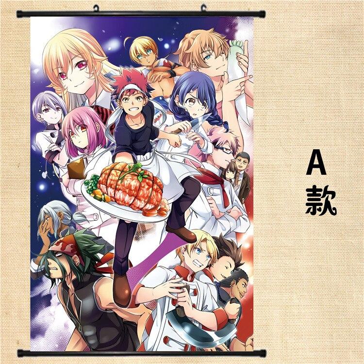 """24/"""" 20 Food Wars! Shokugeki no Soma poster wall art home decor photo print 16"""