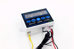 W88 12V 220V Digitale Thermostat 10A Temperatur Controller Temperatur Control Schalter-19 ~ 99 mit wasserdicht NTC sensor