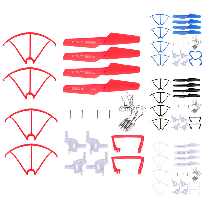 Syma X5C X5 Explorers 6AXIS 4CH UFO RC Quadcopter Helicopter Spare Parts Full Set Replacements Accessories aladdin explorers level 5