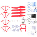 Syma X5C X5 Explorers 6AXIS 4CH UFO RC Quadcopter Helicopter Spare Parts Full Set Replacements Accessories