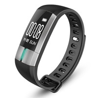 G20 Bluetooth Smart Watch Blood Pressure ECG Date Heart Rate Monitor Wristband Aug10 Professional Factory Price Drop Shipping