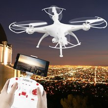LiDiRC FPV Drone L15W HD WiFi Camera FPV 2.4G 6-axis Real Time Video RC Quadcopter 4CH Headless Mode Helicopter Toy For Boy Gift