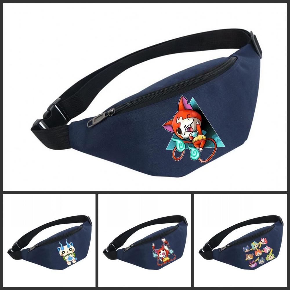 Unisex Fanny Pack Women Belt Waterproof Chest Handbag Waist Bag Ladies Waist Pack Belly Bags For OLM TEAM INOUE