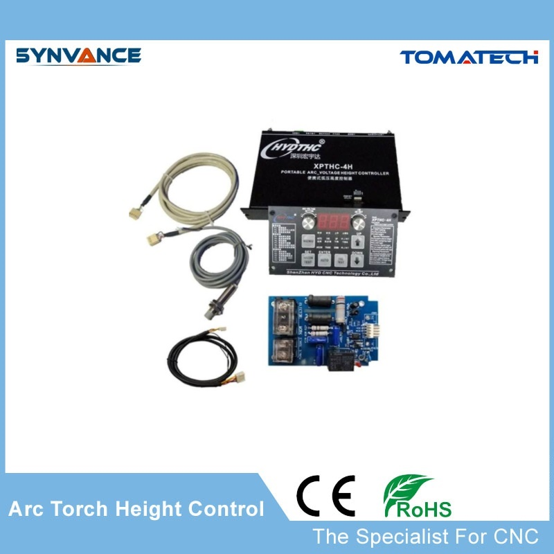 New generation Arc THC for cnc plasma cutting machine XPTHC 4H torch height controller replace XPTHC