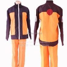 Косплей наруто Узумаки Наруто Хокаге хэллоуин косплей костюм для мужчин и женщин одежда