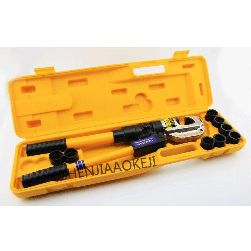Pince hydraulique intégrale conception à deux vitesses pince à sertir semi automatique pince à sertir fil pince à sertir EP 410/430/510 1 pc - 6