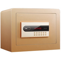 OSPON Hotel Office Digital Safe Box Household Mini Safe Deposit Box Money Cash Jewelry Documents Safety