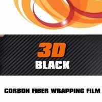 3D Carbon Fiber Vinyl Film 3 13pcs 127cm X 30cm 50 X11 8 Sticker Wrap Decal