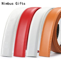 Nimbus Gifts Mens Belts High Quality Automatic Belts Strap Men Ribbon Belt High Quality Cinturon Hombre
