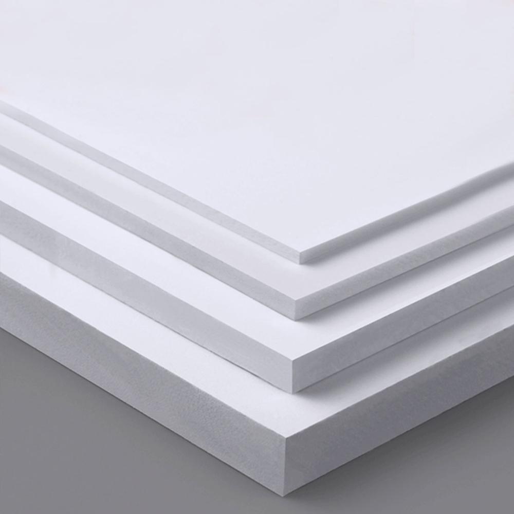 300x400mm PVC Foam Board Plastic Model Pvc Foam Sheet Board Foamboadrd Model Plate 2mm 3mm 5mm 8mm Thickness
