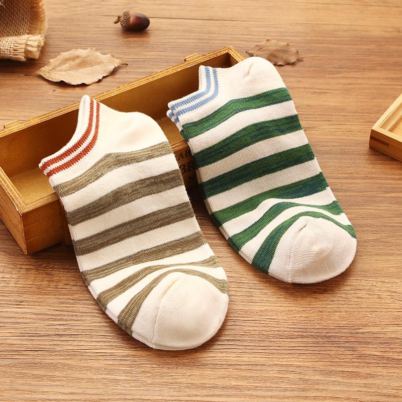 Socken männer kurze A191 frühling sommer kurze baumwolle hause tragen