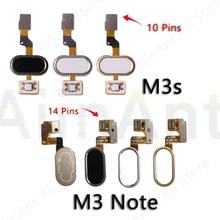 Original Home Key Fingerprint Return Button Touch ID Sensor Flex Cable