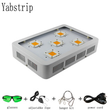 Yabstrip Cheaper LED grow light 1500W Hydroponice For vegetables Lettuce seeding Greenhouse  plants growing COB led lamp