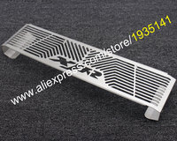 Hot Sales,Radiator Grille Guard Cover For Yamaha XJR1200 1993 1998 XJR 1200 / XJR1300 1999 2010 XJR 1300 Oil Cooler Guard Cover