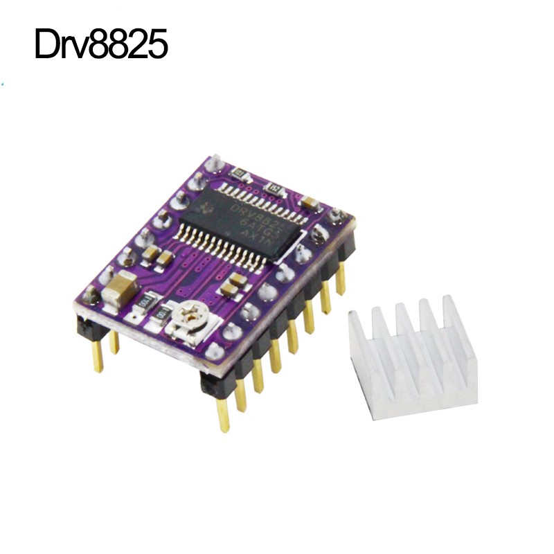 drv8825 Stepstick Stepper Motor Driver for Reprap 4PCB Board A4988 3D Printer kossel ultimaker makerbot 3d printers parts