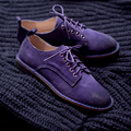 Solid Color Nubuck Leather Travel Purple Mori Girl Tan Women's Shoes China Shoes Plus Size Flock Plain Creeper Shoes