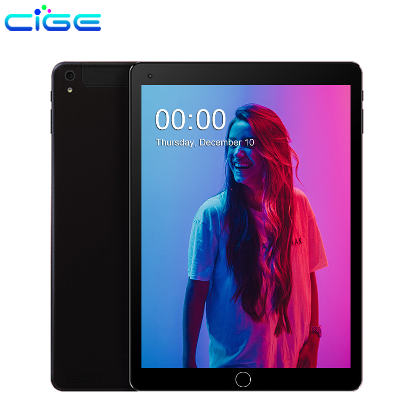 New 10.1 Inch Tablet PC 4G LTE Octa Core 6GB RAM 64GB ROM 1280*800 IPS 8MP WiFi Android 8.0 GPS Tablets 10.1 Computer Gaming