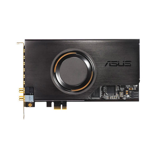 Used,ASUS  XONAR D2X 7.1-Channe Gaming  Sound Card(not Full New),100% Tested Good