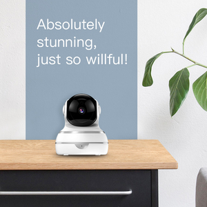 Image 4 - 1080p 2.0mp ip wifi camera cctv security home motion detection tracing recording night vision support for google home alexa