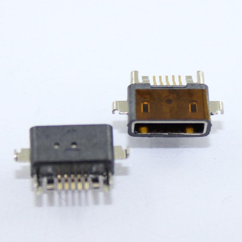 2pcs 100% New micro USB connector charging port Replacement Parts for Xiaomi Redmi 1s M2A Mi2A M2 M2s Mi2s M3 Mi3 phone