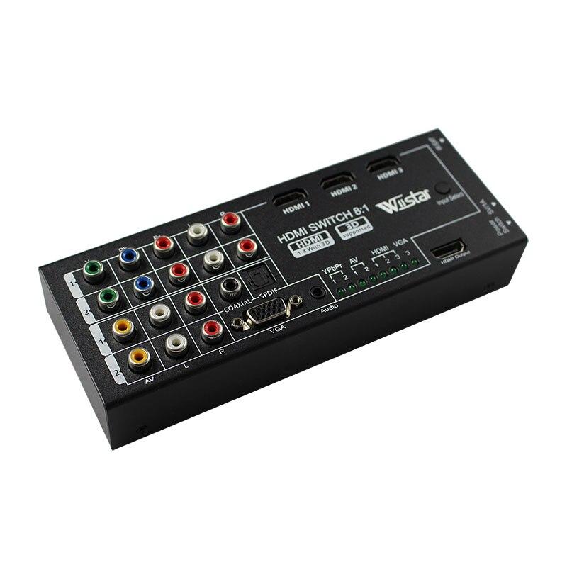 Wiistar цифров многофункционален HDMI - Сигурност и защита - Снимка 4