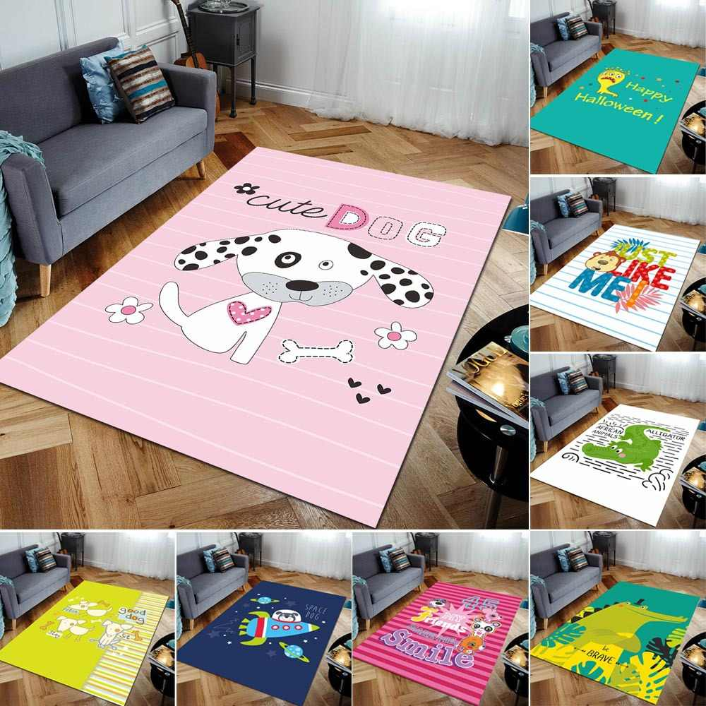 Kids Carpet Rugs Children Play Mat Baby