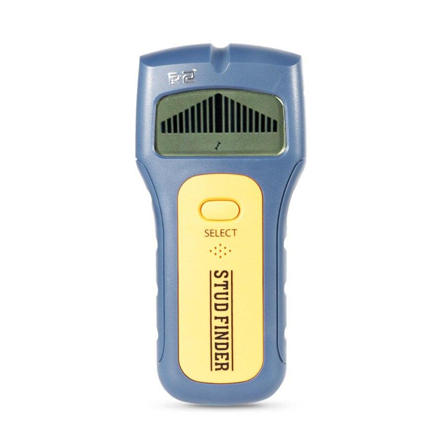 RZ RZ108 professionnel détecteur de mur testeur bois métal AC câble électrique détecteur de fil Scanner mur Scanner goujon trouveur outil